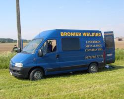 Bronier Welding - Blankenberge - Références